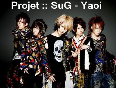 Projet - Transition n°1 :: SuG - Yaoi