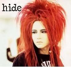 hide Birthday - 13 décembre - 48 ans.