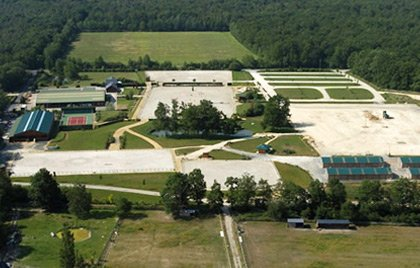 centre equestre pernay
