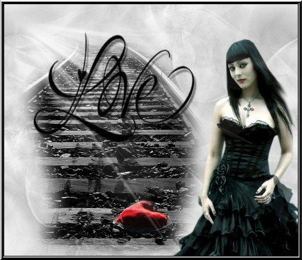 bonne année 2012 a vous tous black kiss