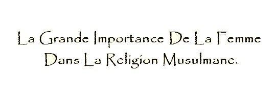 . La Grande Importance De La Femme Dans La Religion Musulmane.Un MARIAGE de Princesse,Suivant la tradition n'est-ce pas le rêve des filles?Sous Les yeux De La famille && Tout sa dans Le Halal !Incha'Allah .