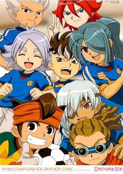 Quelques images de ............... Inazuma !