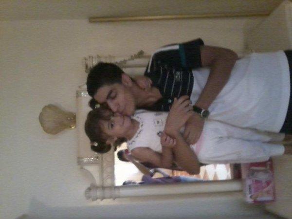 *moi et ma petite ange j aime