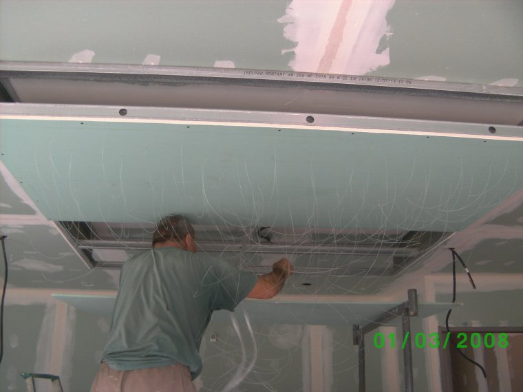 11 aout 2013 ciel etoil du plafond du jaccuzzi auto construction de notre maison. Black Bedroom Furniture Sets. Home Design Ideas