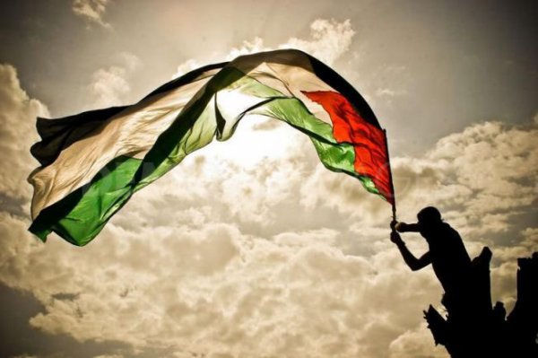 Palestine vivra ! Palestine vaincra !