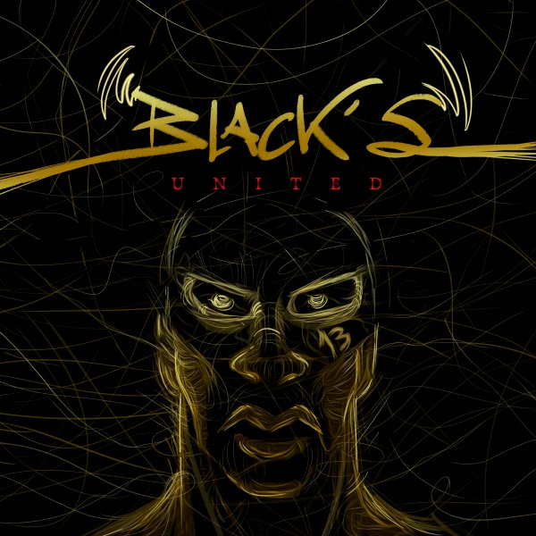"MixTape ""UNITED Vol 1"" / BLACK'S - On S'accroche feat. TAM"