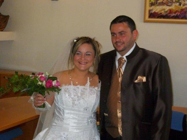 Je me suis mariée