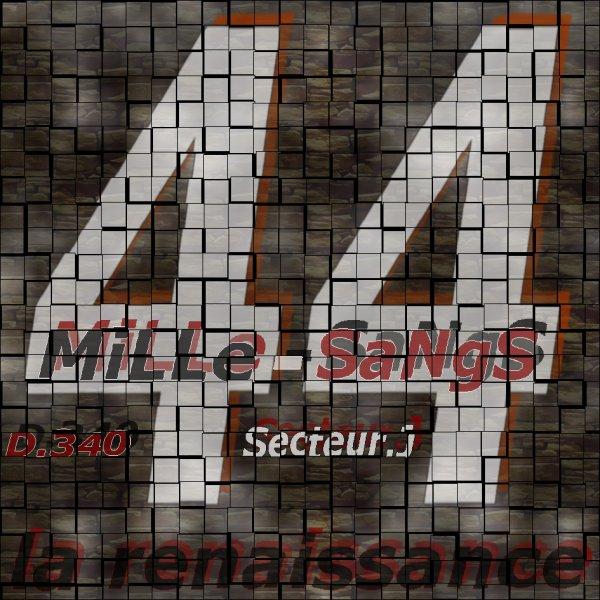 """""""AlBuM 44MiLLe-SaNgS"""""""