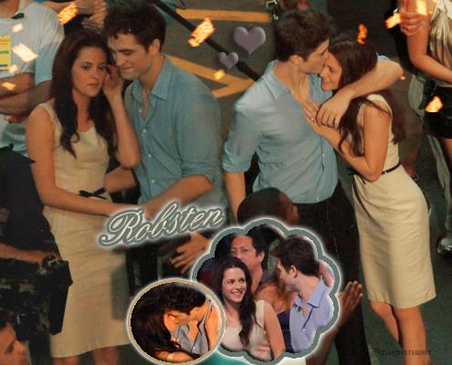 Bella & Edward ; ma scéne préférée en photo de Breaking dawn ! J'adore ♥ Donnez moi vos avis ! :)