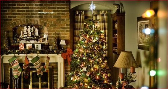 TWITTER : Bill Condon a poster la photo de la maison des Swan pour Noël le 24 décembre.