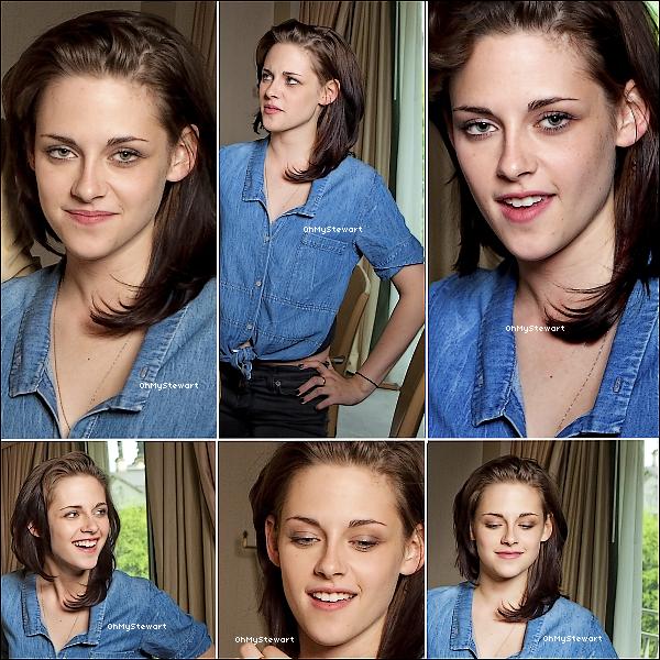 """● Photoshoot : Re- découvrer un ancien photoshoot de Kristen pour """" Bild """". Je trouve ce photoshoot superbe. Kristen a un sourrire d'ange ! Donne moi ton avis ! :)"""