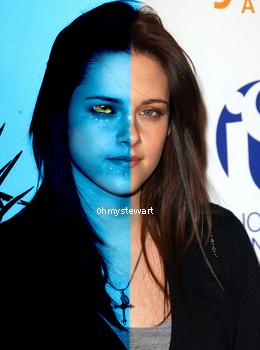 ● Divers : Kristen ne sort plus du tout.. Profitons-en pour l'avatarisez !  #Haha, comment trouvez-vous Kristen comme sa ? A prendre avec humour oh lala ! --'