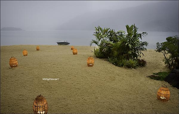 ● Breaking Dawn : Une nouvelle photo de l'île d'Esmé vient de sortir ! (Twilight, chapitre IV.)