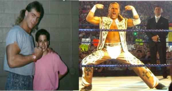 Justin Roberts & Shawn Michaels