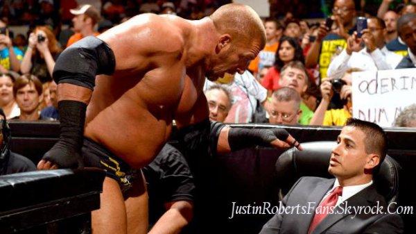 WWE Raw: June 10, 2013