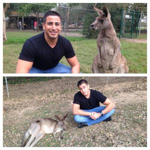 Justin in Australia ☺