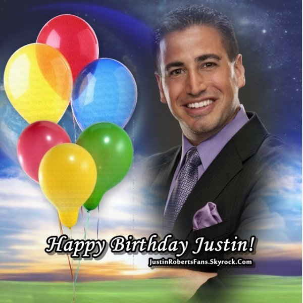 Happy Birthday Justin :)