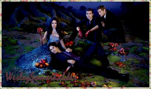 ▬▬▬▬▬▬▬▬▬▬▬▬▬▬▬▬▬▬▬▬▬▬▬▬▬▬▬▬▬▬▬▬▬▬▬▬▬▬ Prommotion TVD ▬▬▬● A une semaine de la diffusion de l'épisode 1 « The Birthday », la CW vient de publier une nouvelle photo promo' pour cette Saison ●
