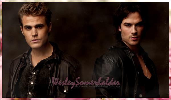 ▬▬▬▬▬▬▬▬▬▬▬▬▬▬▬▬▬▬▬▬▬▬▬▬▬▬▬▬▬▬▬▬▬▬▬▬▬▬▬  Promotion TVD ▬▬▬ ● A la veille de la diffusion du quatrième épisode, nous voila avec deux nouveaux shoots pour la saison de de The Vampire Diaries ●