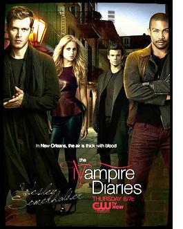 """h28.04.2013h Le Spinoff de la série dérivé """"The Originels"""" vient d'etre confirné officiellent par la CW."""