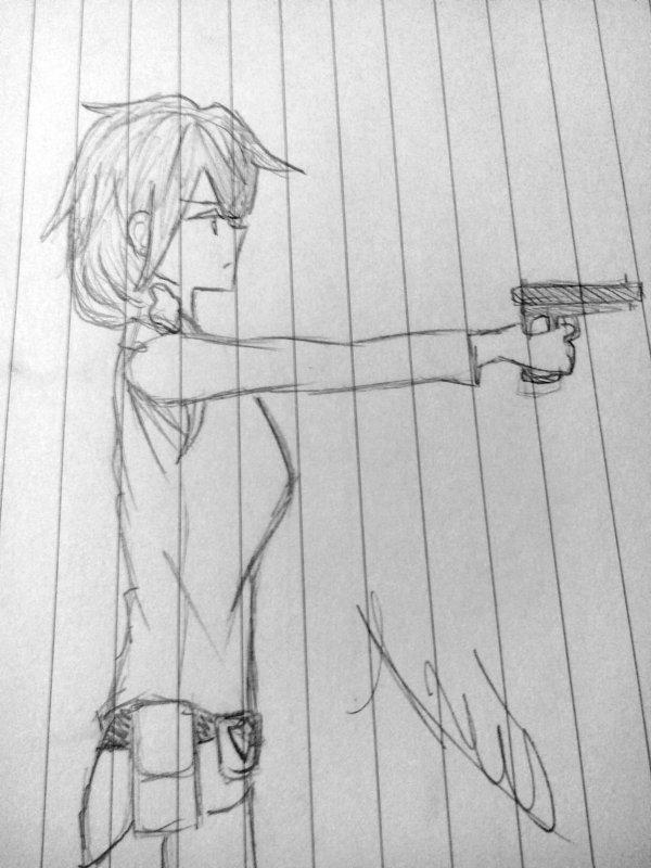 あなたは私を混乱させる場合、私はあなたを撃ちますぞ