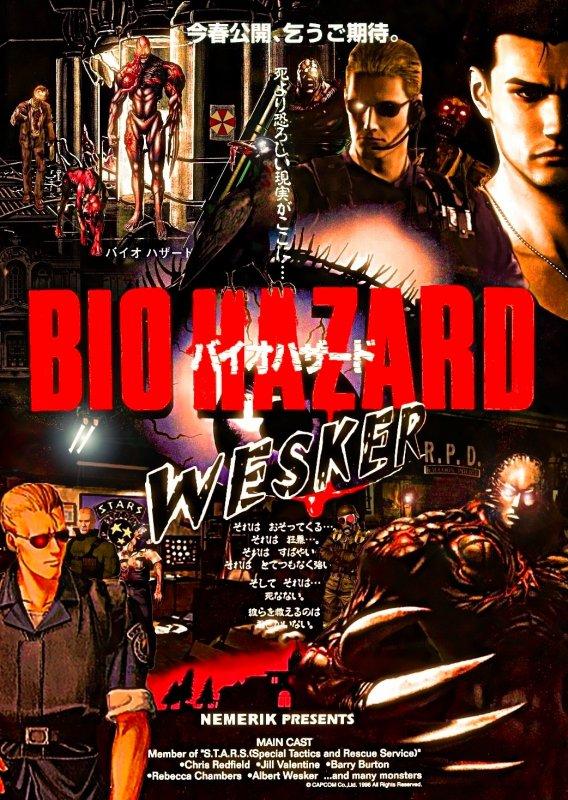 BioHazard-Wesker.