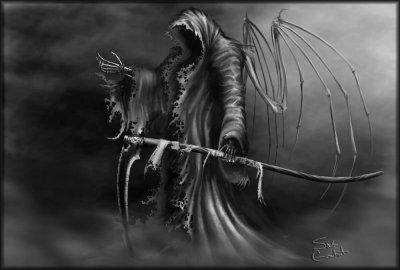 La mort...