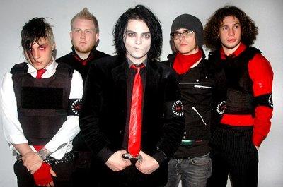 My chemical romance  <3
