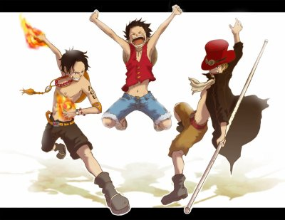 Fond D'écran One Piece !