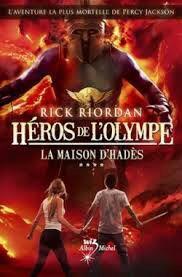 les héros de l'olympe : la maison d'hades