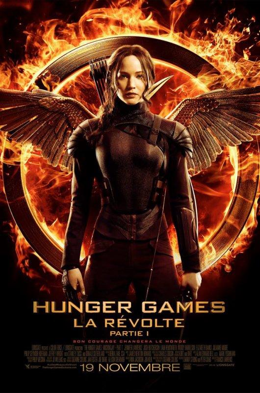 Hunger Games : La Révolte partir 1