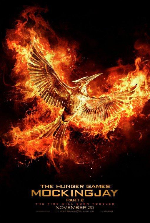 Hunger Games  La Révolte : Partie 2