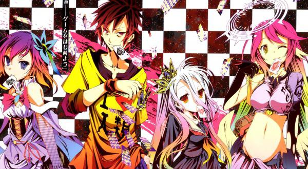 No game no life (Animé)