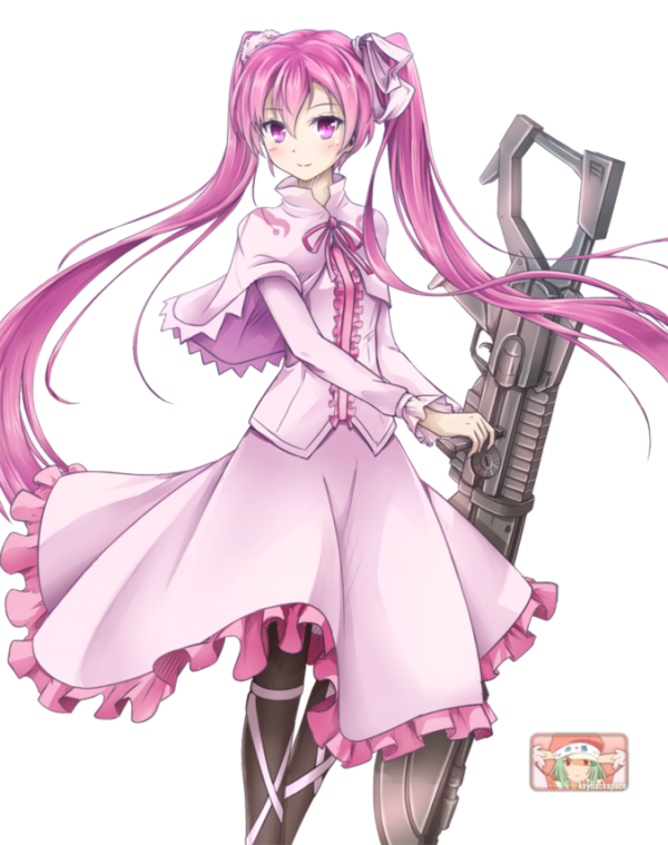 Akame ga kill (Renders)