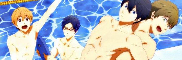 Free! Iwatabi swim club (Animé)