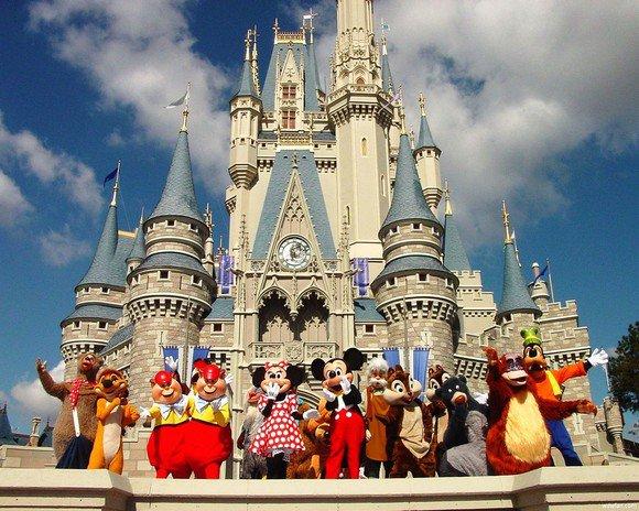La Vie C'est Pas Disneyland Paris Bande De Salsifis. †