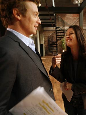 """patrick jane dating lisbon Wednesday is the end for """"the mentalist"""" fans have been following the exploits of psychic-turned-consultant patrick jane (simon baker) and fbi agent teresa lisbon (robin tunney) for seven ."""