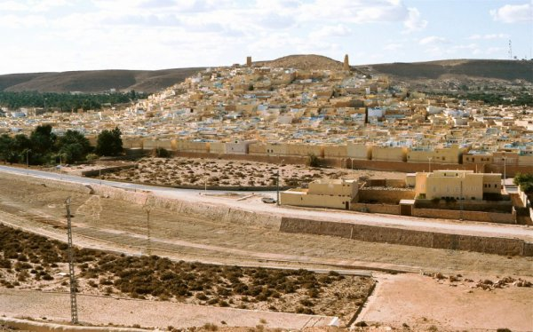 le grand sud algerie
