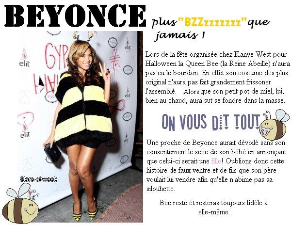 Spéciale Beyoncé