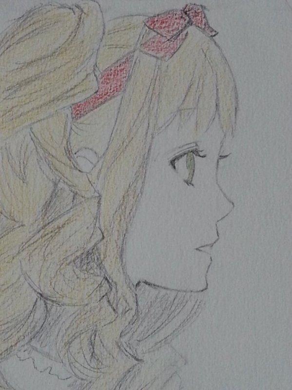 dessin 1 : loveusesdemanga