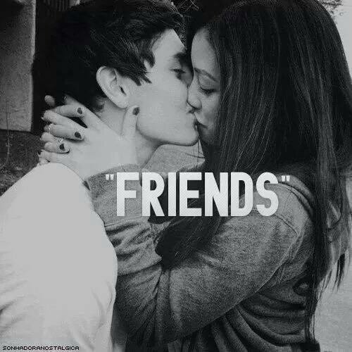 """Just Friends"" ❤"