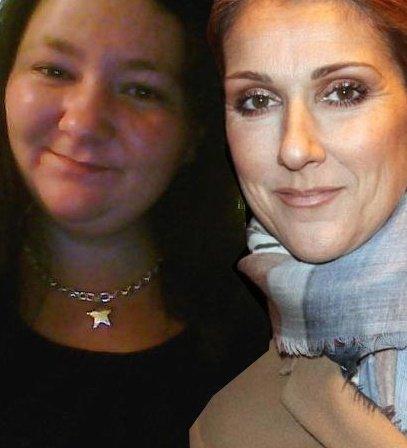 ♥ Voici mes montage avec Céline Dion ♥