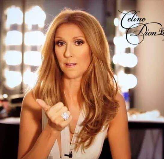 ♥ Poeme pour notre Céline Dion ♥
