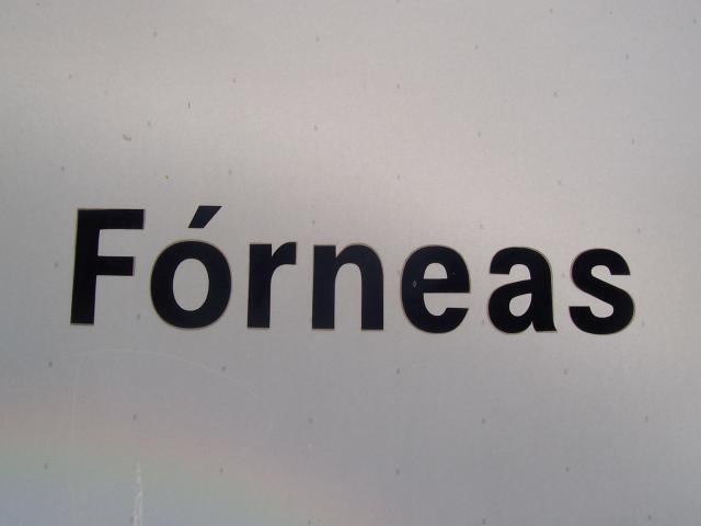 O POSSOAL DAS FORNEAS