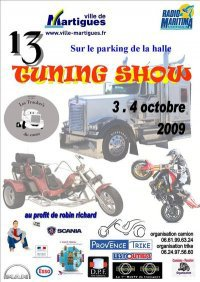 6ème spectacle de soutien à Martigues