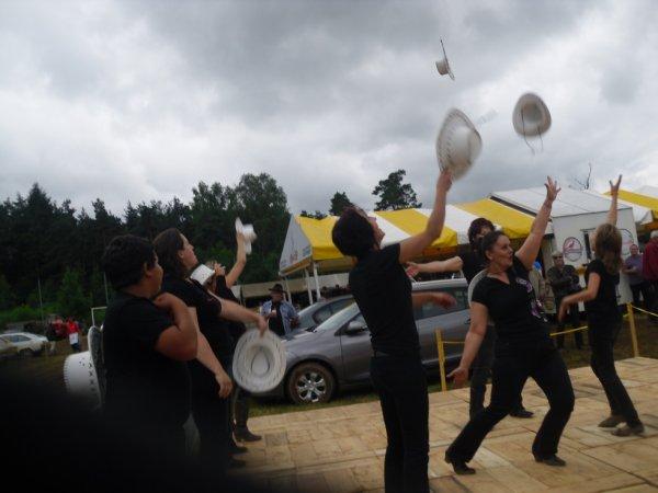 Demo a Lixheim pour l assoce des Vieux pistons