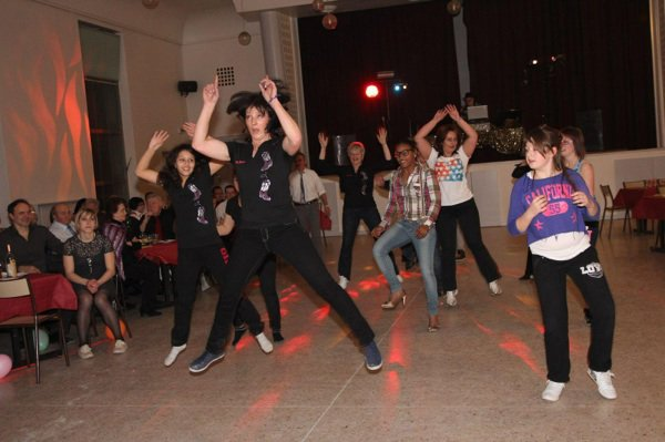 Demo country zumba à Ars sur Moselle