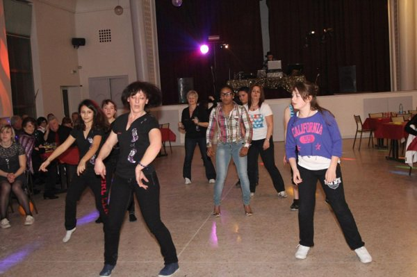 Demo country zumba Ars sur Moselle