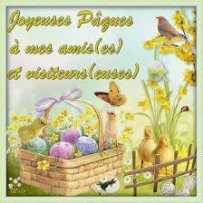 Joyeux weekend  Pâques