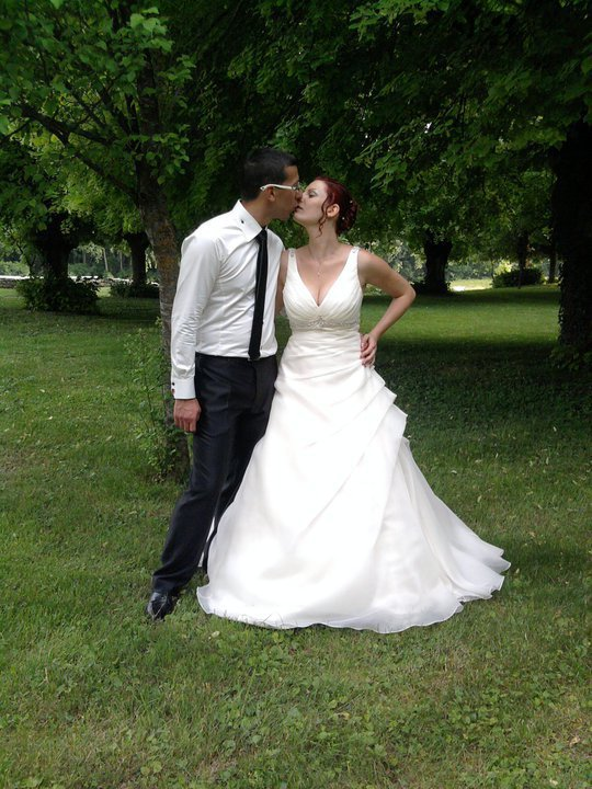 ca y est nous sommes mariés!!!